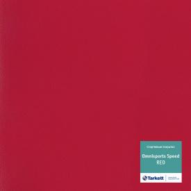 Спортивный линолеум Tarkett Omnisports Speed Red 200157005