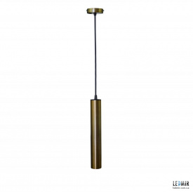 Потолочный подвесной светильник NL 3522 TUBE золотой