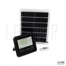 Светодиодный прожектор Altaris Powerlux 60W-6500K на солнечной батарее