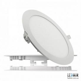 Светодиодный светильник Lezard Круг Downlight 18W-6400K