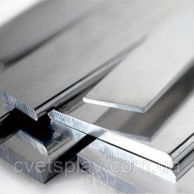 Шина/смуга 100х10 АД 0 алюмінієва
