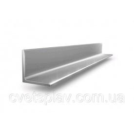 Уголок 80х40х2 АД31 / 6060 алюминиевый