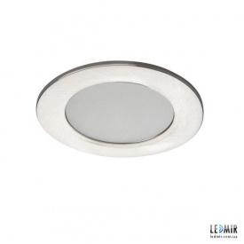 Светодиодный светильник Kanlux IVIAN Круг 4,5W-3000K матовый никель