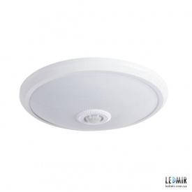 Светодиодный светильник Kanlux FOGLER Круг накладной 14W-4000K белый