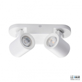Накладной светильник Kanlux LAURIN EL-2I W GU10 Белый