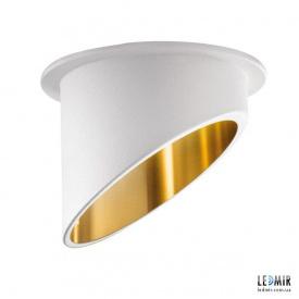 Встраиваемый светильник Kanlux SPAG C W/G GU10 Белый
