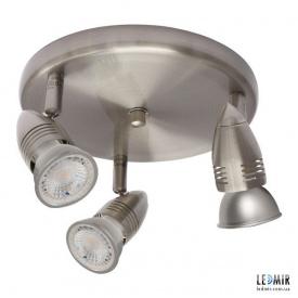 Накладной светильник Kanlux MOLI EL-3O GU10 Хром
