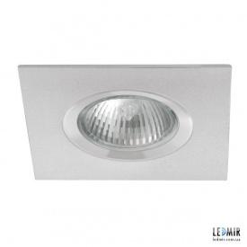 Встраиваемый светильник Kanlux TESON AL-DSL50 GU10 алюминий