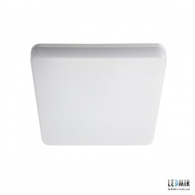 Светодиодный светильник Kanlux VARSO Квадрат накладной 18W-3000К белый