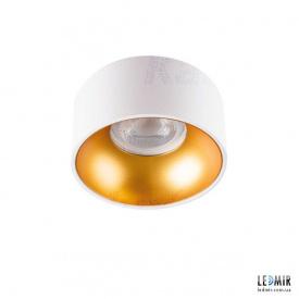 Встраиваемый светильник Kanlux MINI RITI GU10 W/G Белый
