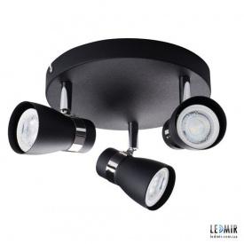 Накладной светильник Kanlux ENALI EL-3O B GU10 Черный