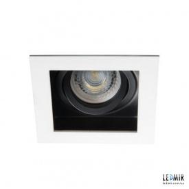 Встраиваемый светильник Kanlux ARET 1XMR16-W GU10 Белый
