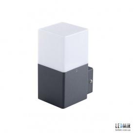 Фасадный светильник Kanlux VADRA 16L-UP E27, антрацит