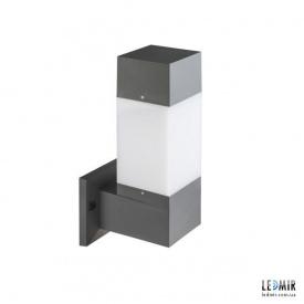 Фасадный светильник Kanlux INVO OP EL-53-L-GR GU10, серый