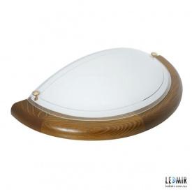 Настенный светильник Kanlux TIVA 1030 1/2DR/ML-DB коричневый