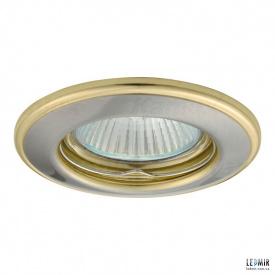 Светодиодный светильник Kanlux Horn CTC-3114-SN/G MR16 Никель/золото
