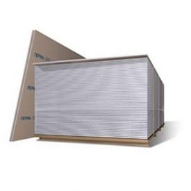 Гіпсокартон стіновий KNAUF 12,5х1200х3000 мм