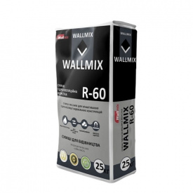 Гідроізоляційна суміш Wallmix R60 25 кг