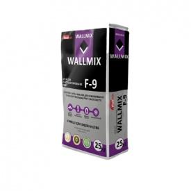 Клей для пенополистирола Wallmix F-9 25 кг