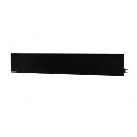 Керамический плинтусный обогреватель тмStinex Ceramic 140/220 (ML) Black