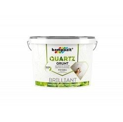 Ґрунтовка адгезійна KOMPOZIT Quartz-Grunt 4 кг