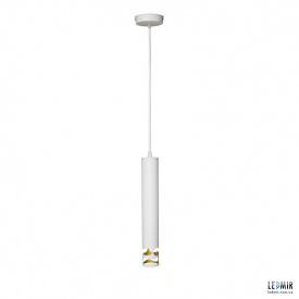 Потолочный подвесной светильник NL 3822 W белый