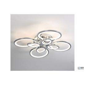 Светодиодная люстра F+Light Smart Light LD4166-4+4 116W-2800-7000K