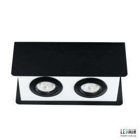 Накладной светильник Kanlux TORIM DLP-250 B-W GU10 Черный