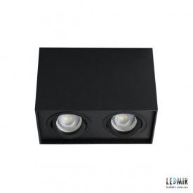 Накладной светильник Kanlux GORD DLP 250-B GU10 Черный