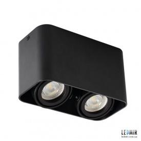 Накладной светильник Kanlux TOLEO DTL250-B GU10 Черный