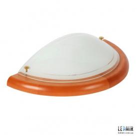 Настенный светильник Kanlux TIVA 1030 1/2DR/ML-OL коричневый