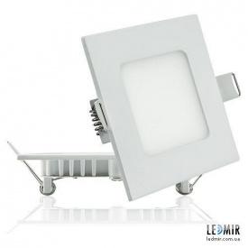 Светодиодный светильник Lezard Квадрат Downlight 3W-6400K