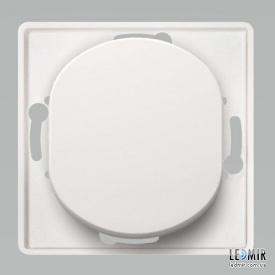 Выключатель одноклавишный Aling-Conel EON E608,0 белый промежуточный