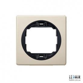 Рамка одноместная Aling-Conel EON E6801,9E