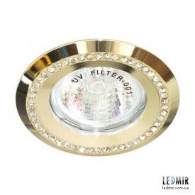 Светодиодный светильник Feron DL103-C MR16 Золото