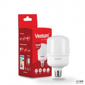 Світлодіодна лампа Vestum T80 E27-23W-6500K