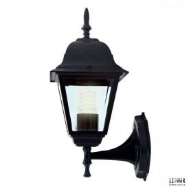 Фасадный садово-парковый светильник Lemanso PL4101 черный