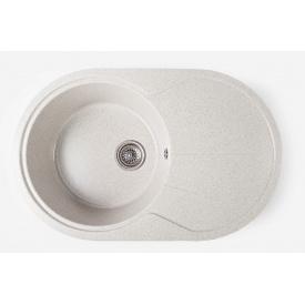 Гранітна мийка Arkana №18 775х500 Терра