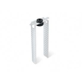 Підвіс прямий антивібраційний для профілю CD 60/27 200 мм KNAUF 100 шт