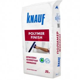 Шпаклівка полімерна KNAUF Polimer Finish 20 кг