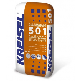 Штукатурка KREISEL 501 Kalkzement-Maschinenputz 30 кг