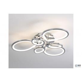 Светодиодная люстра F+Light Smart Light LD4166-3+3 87W-2800-7000K