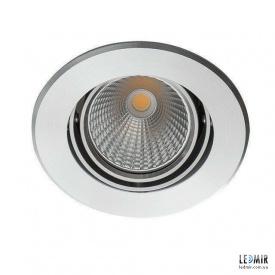 Светодиодный светильник Kanlux Solim LED COB 5W-WW MR16 Серебряный