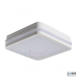 Светодиодный светильник Kanlux BENO Квадрат накладной 18W-4000К белый