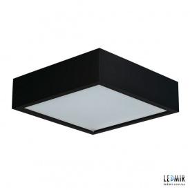 Накладной светильник Kanlux MERSA 380-B/M E27 Черный