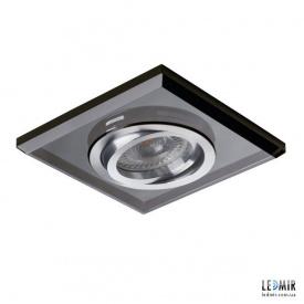 Встраиваемый светильник Kanlux MORTA CT-DTL50-B GU10 Черный