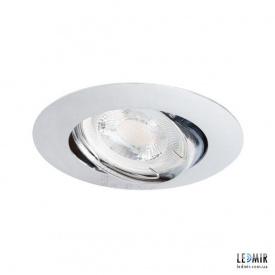 Встраиваемый светильник Kanlux LUTO CTX-DT02B-C G5.3 Хром