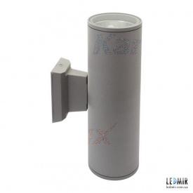Фасадный светильник Kanlux BART EL-260 E27, серый