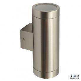 Фасадный светильник Kanlux MAGRA EL-235 GU10, серебряный
