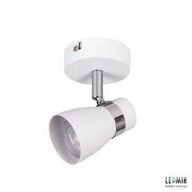 Настенный светильник Kanlux ENALI EL-1O W белый